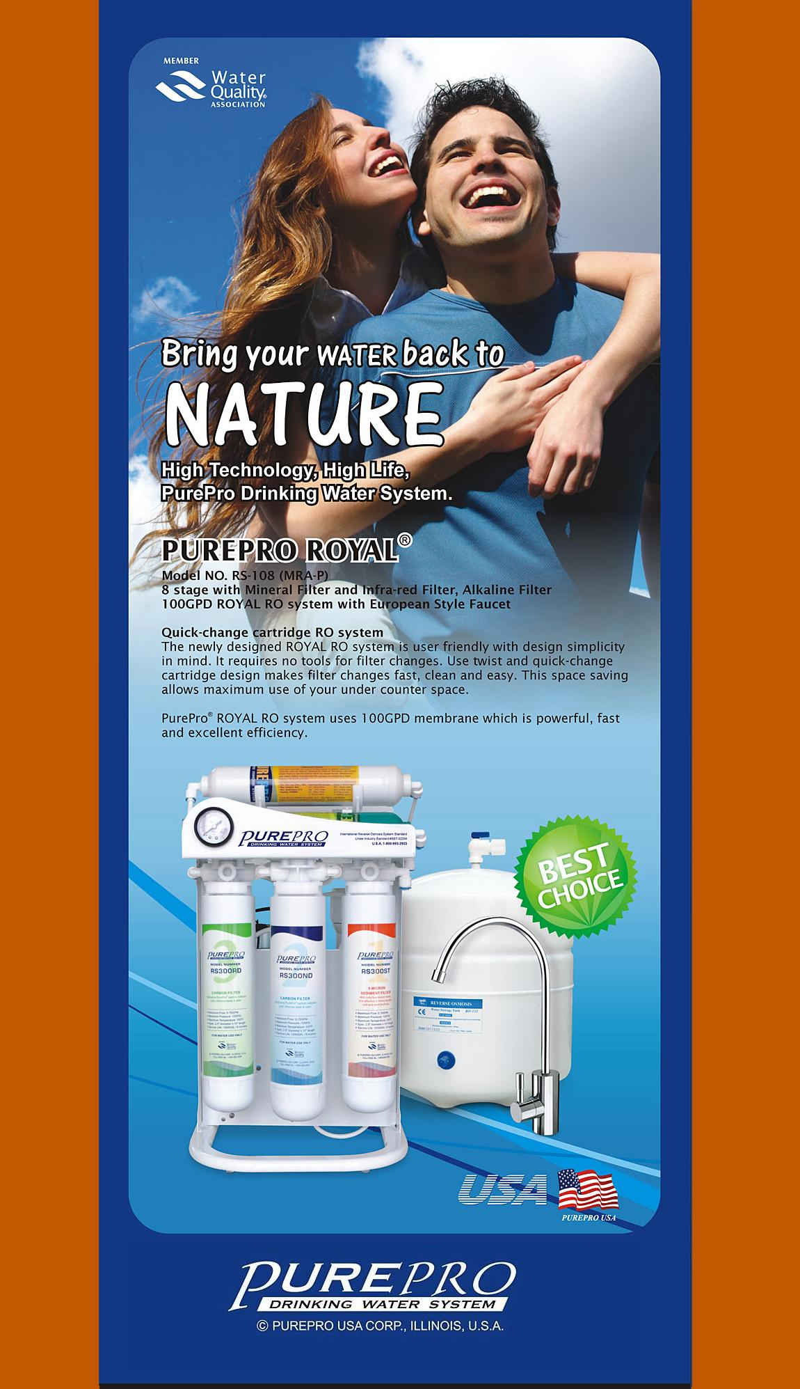 Pure-Pro Water Corporation